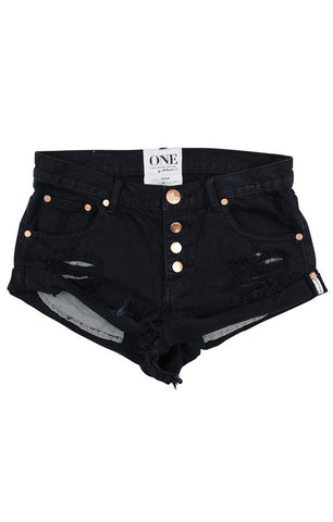 London Bandits Denim Shorts