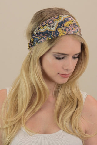 Retro Head Wrap