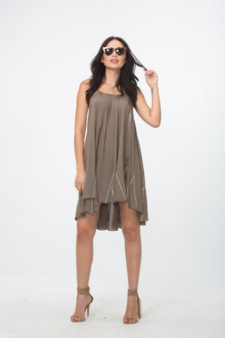 Spring Round Up Tunic Dress