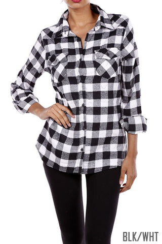 Wild West Flannel Shirt