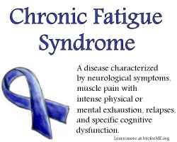 Chronic Fatigue Syndrome Relief