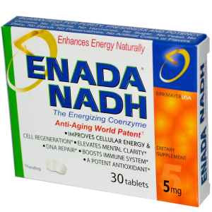 Copy of Depression - NADH a successful anti depressant