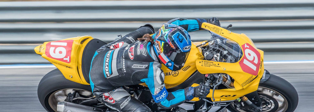 7 Questions with Melissa Paris from the Bol D'Or Endurance Race!