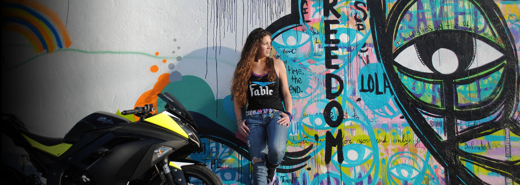 Fable Rider Profile:  Jewels
