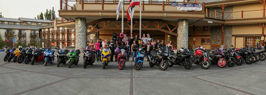 Women's Sportbike Rally West 2017 Recap