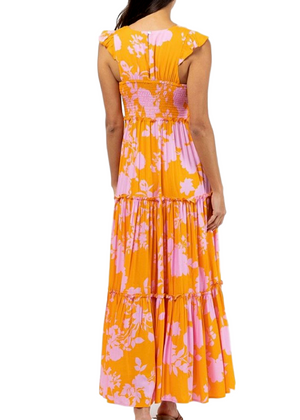 ANGELICA MAXI- YELLOW