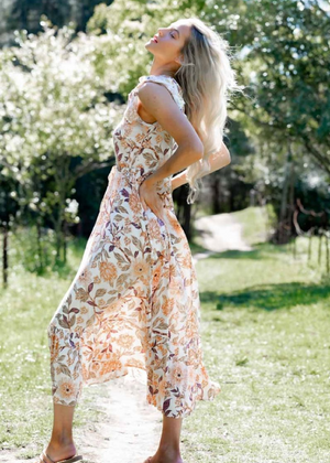 ABIGAIL MAXI DRESS