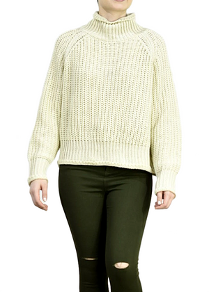 WINDSOR JUMPER - CREAM