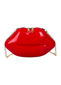 KISSES BAG RED