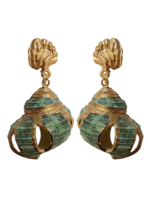 CHAYA SHELL EARRINGS