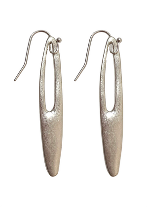 KYA EARRINGS SILVER