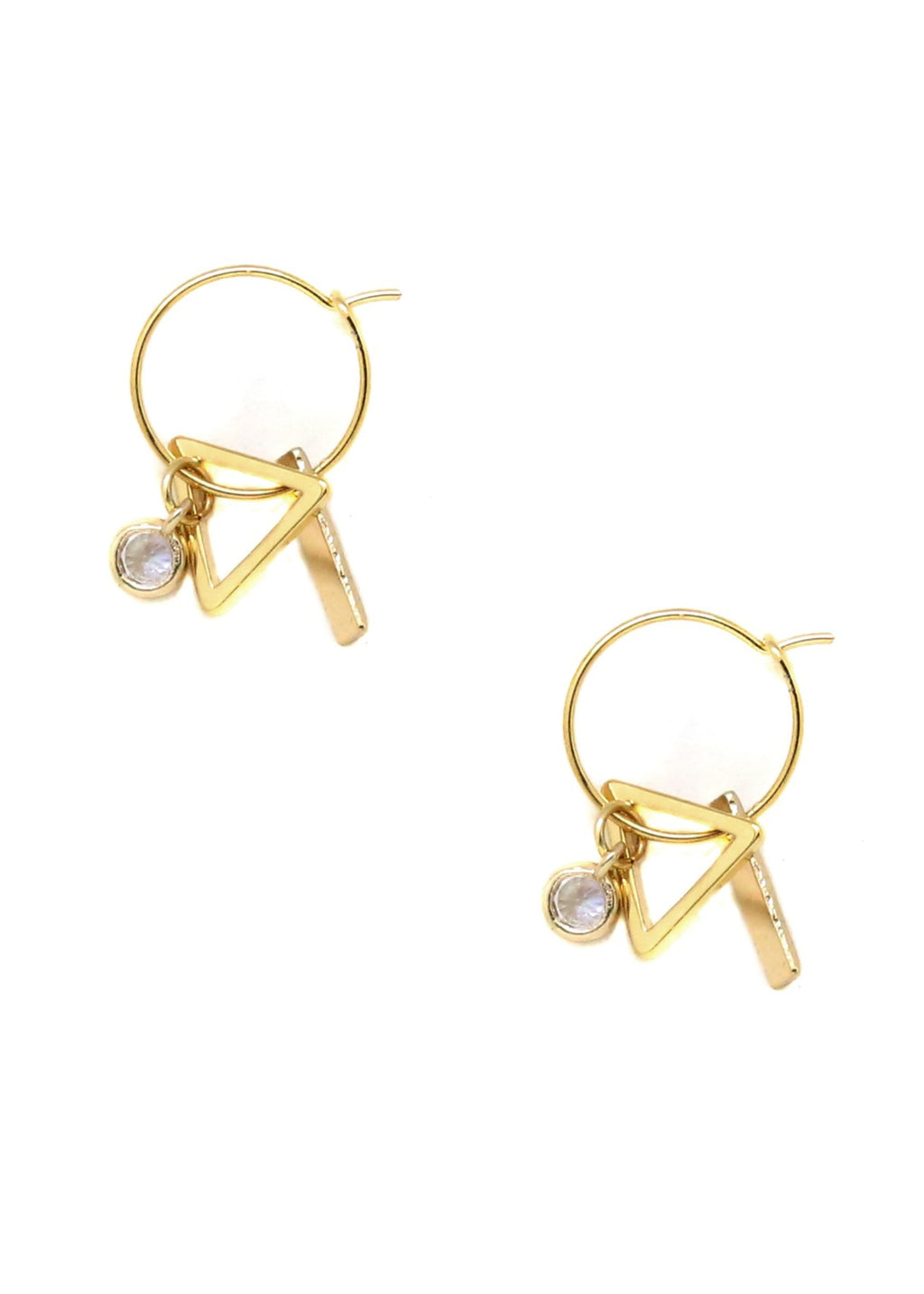 ETTIKA SIMPLE TREASURES EARRINGS