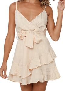 CHIARA DRESS BLUSH