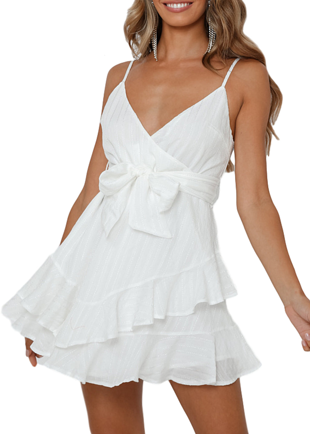 CHIARA DRESS WHITE