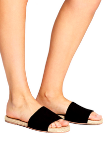 BENAULIM SLIDES - BLACK