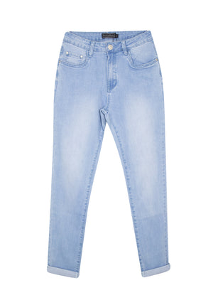 SOPHIA JEANS - LIGHT BLUE WASH