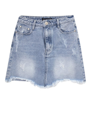 ERIN DENIM SKIRT