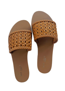 MAJORCA SHOES - TAN