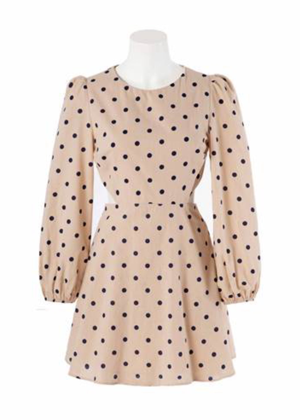 STASSI DRESS - POLKA DOT