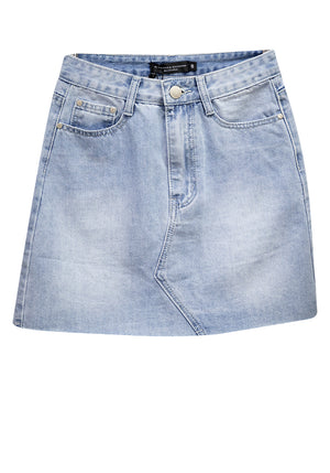 GINNY DENIM SKIRT