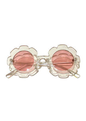 KIDS SUNGLASSES - FLOWER