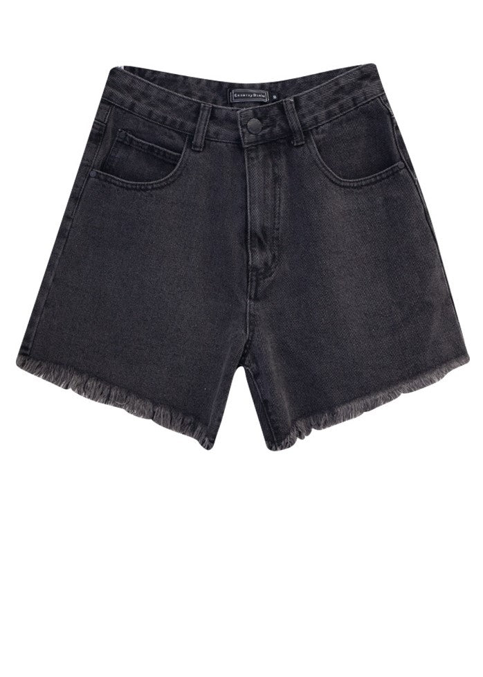GEMMA DENIM SHORTS