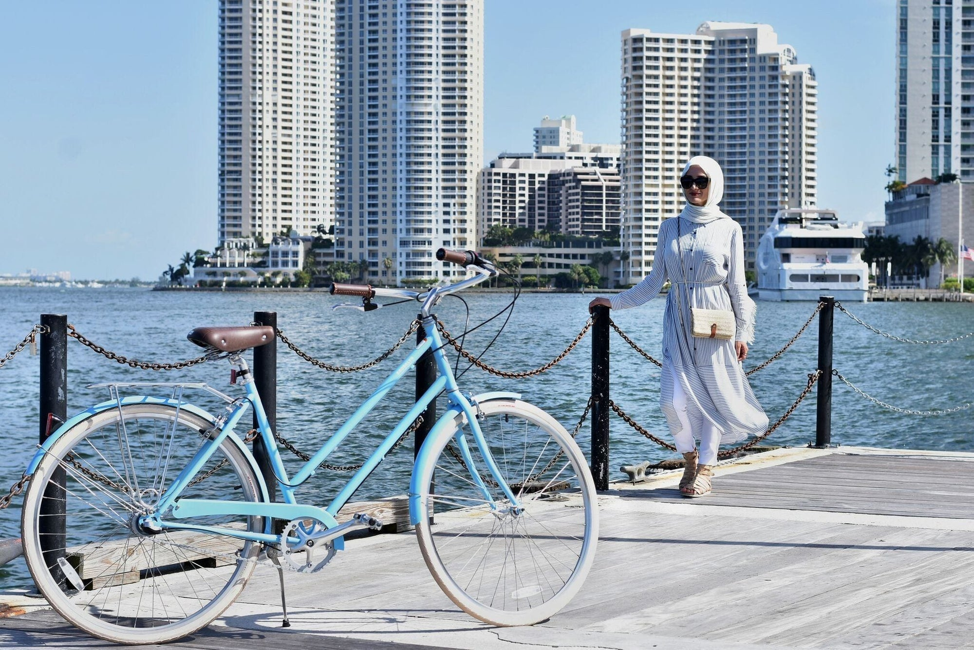 Miami Bike Tour - Shah Hatun