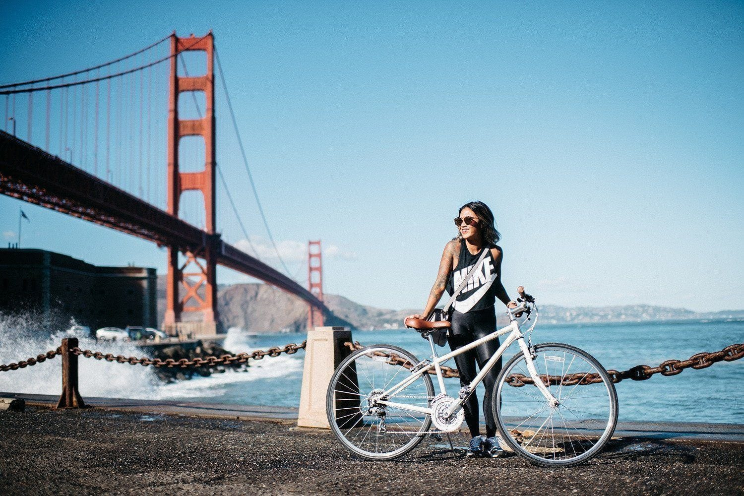 City Bicycle Tour: 11 Spots to Explore in San Fran