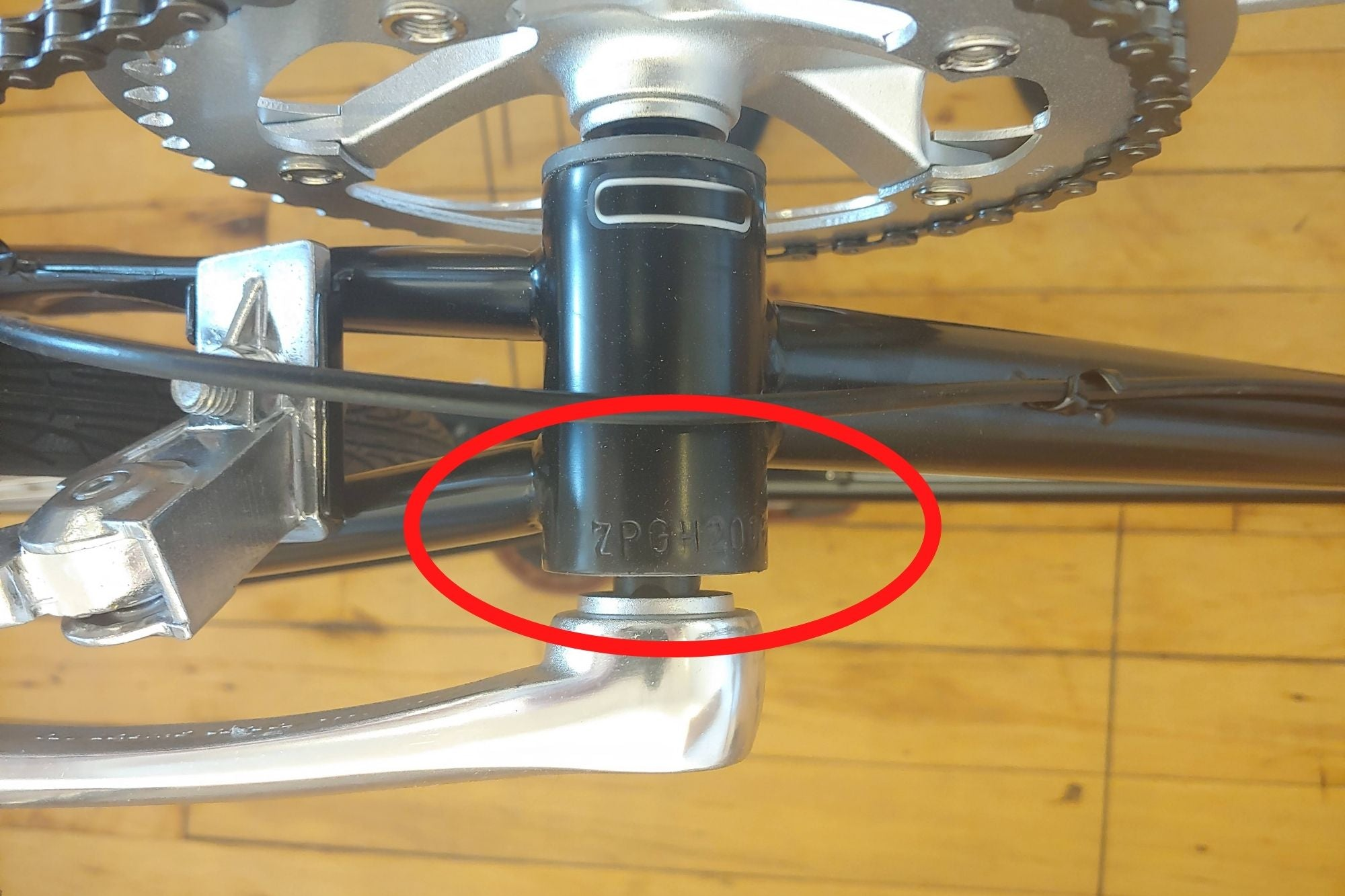 How to Find your Bike's Serial Number