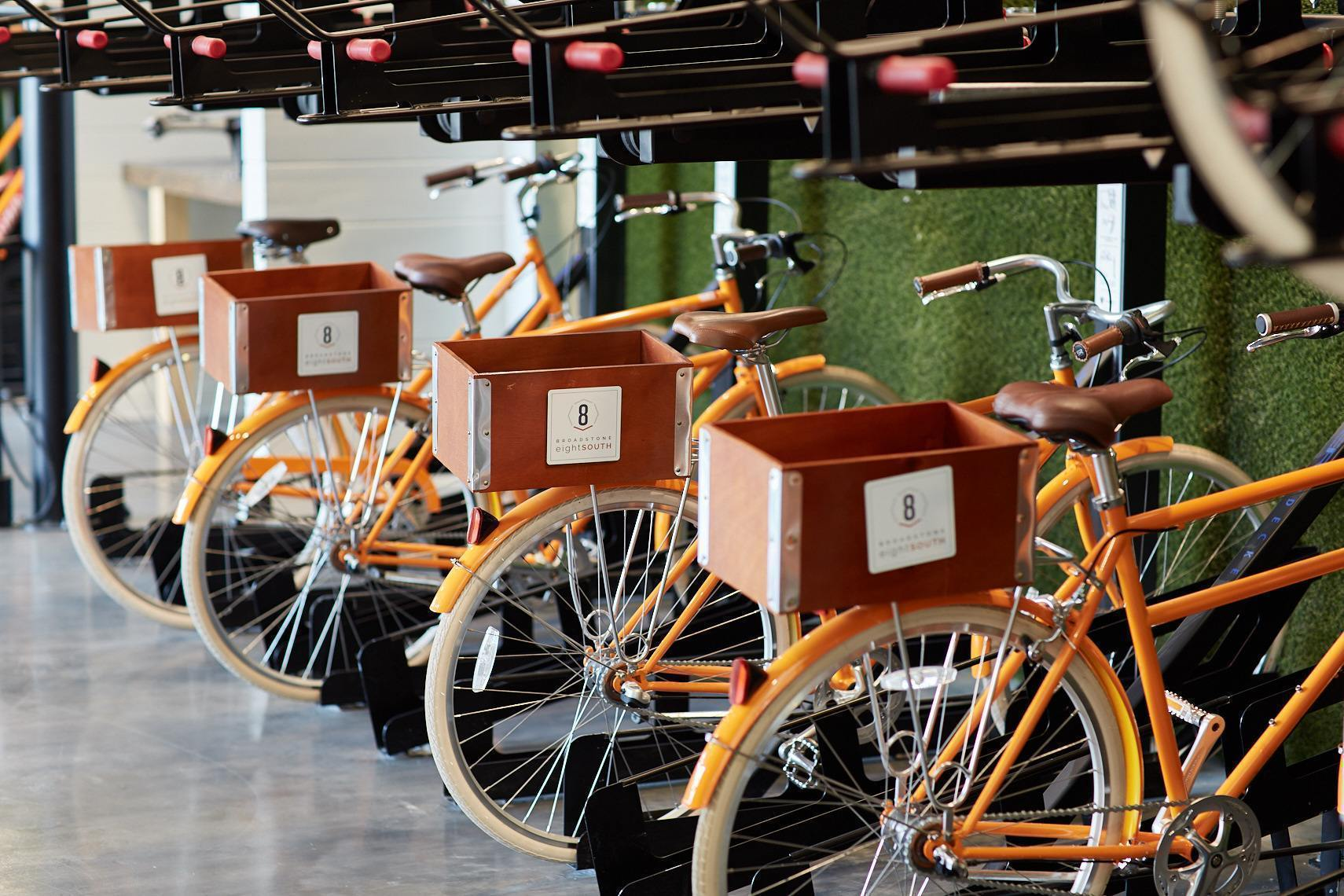 6 Reasons Why Your Organization Should Invest in a Bike Fleet
