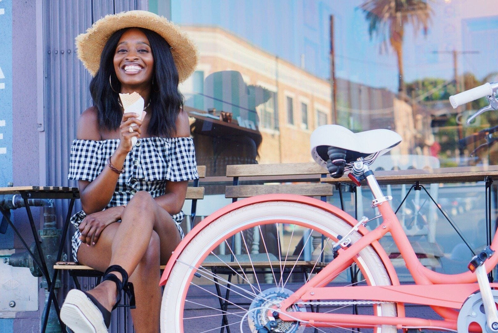 Bike City Tours: LA With Yvette Corinne
