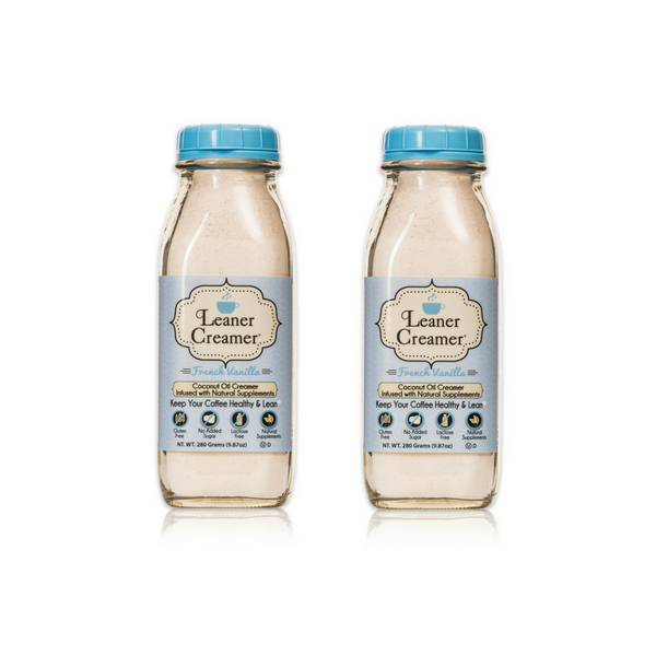 French Vanilla 2 Pack Bundle