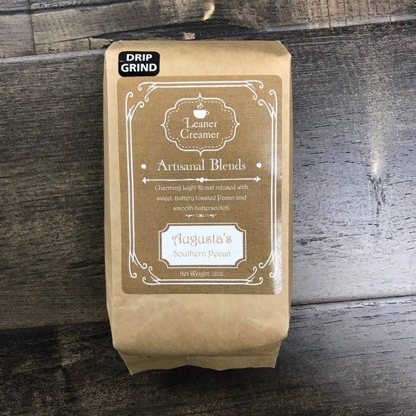 Flavored Artisanal + Handcrafted Coffee Blends