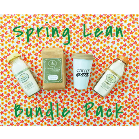 Spring Lean Bundle Pack! Limited Quantity