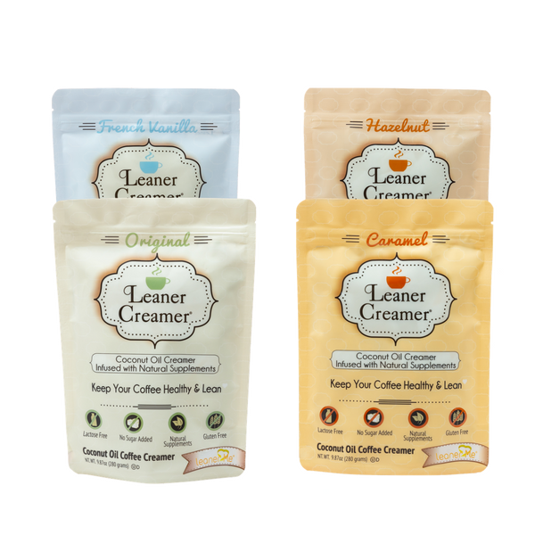 4 Flavors - Variety Pouch Bundle - Limited Stock