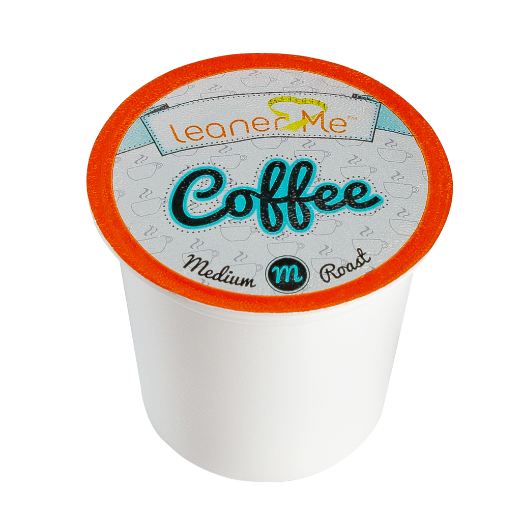 LeanerMe Coffee - Hot Brew Capsules