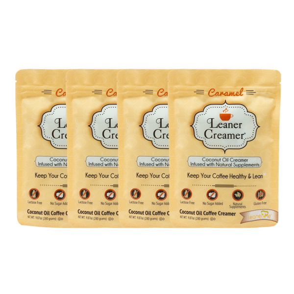 Caramel Refill Pouch 4 Pack Flash Sale!