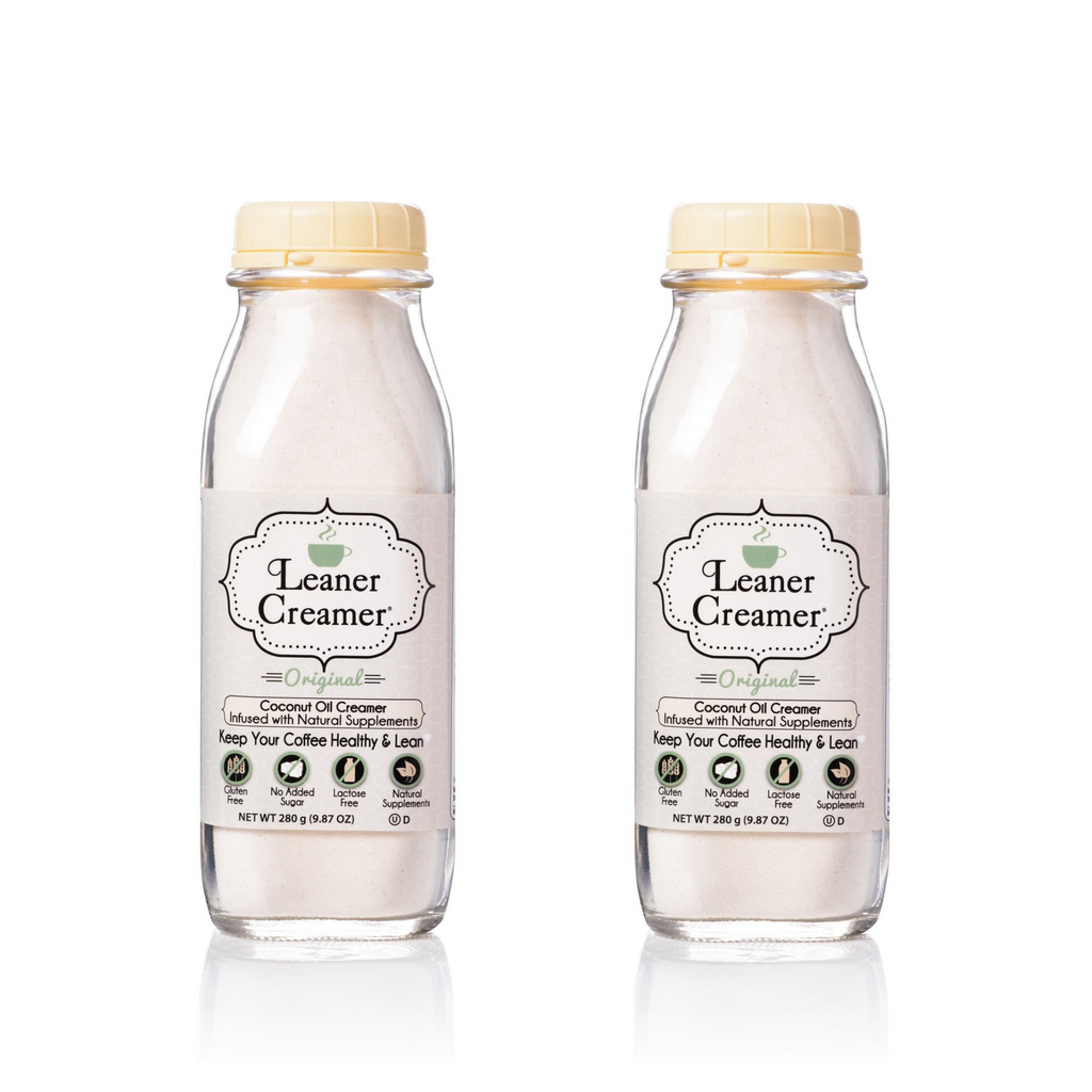 Leaner Creamer - 2 Pack Original Spring Deal - Limited Time