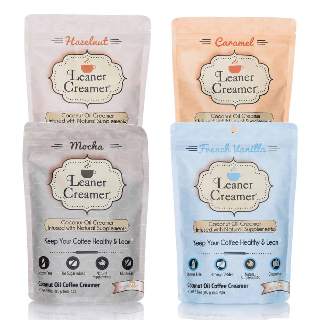 Leaner Creamer - Variety Bundle (Pouch) Gift Set