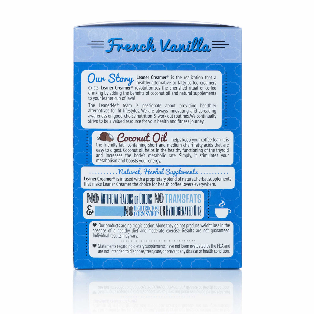Luscious French Vanilla Travel Box (20 Packets)