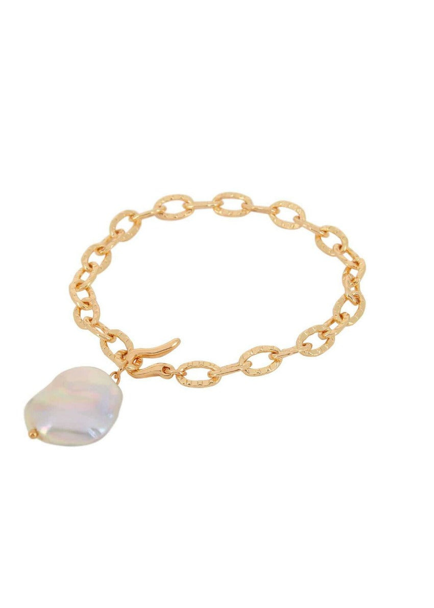 Sun Moves Gold Bracelet