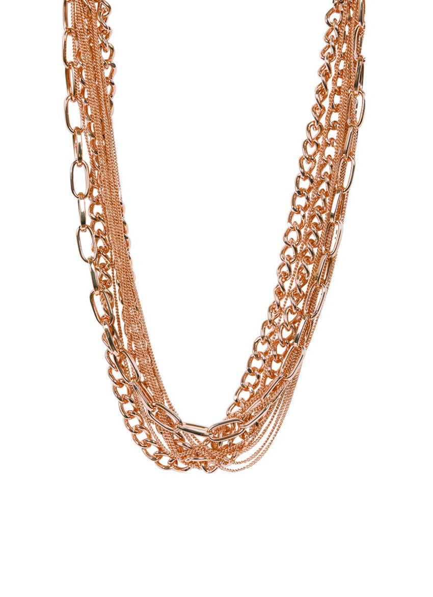 Bling Multi Necklace