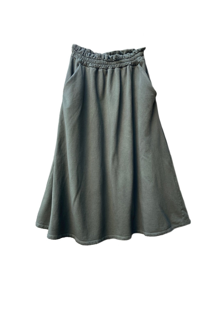 Bond Girl Cotton Skirt