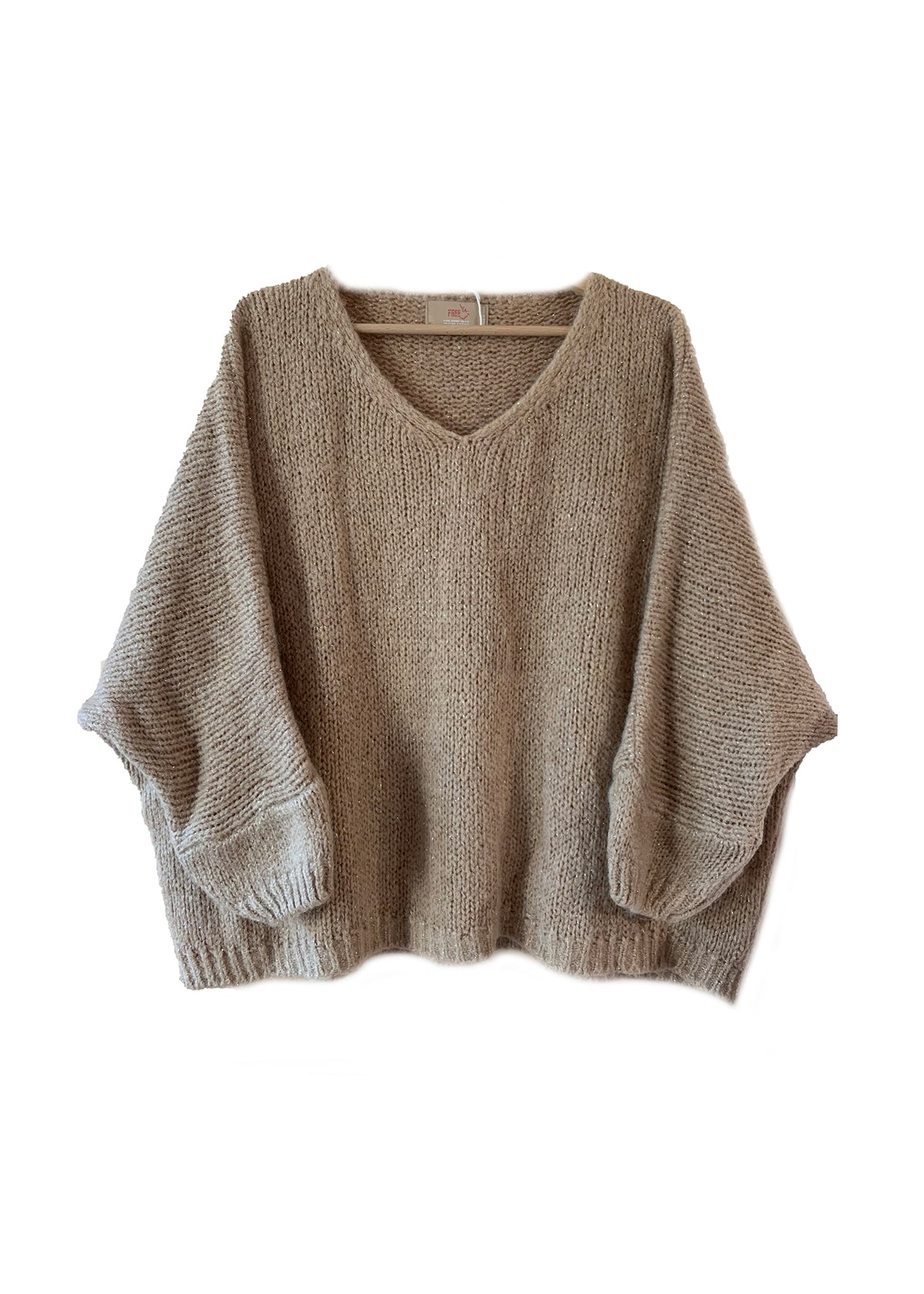 Choo V Sweater