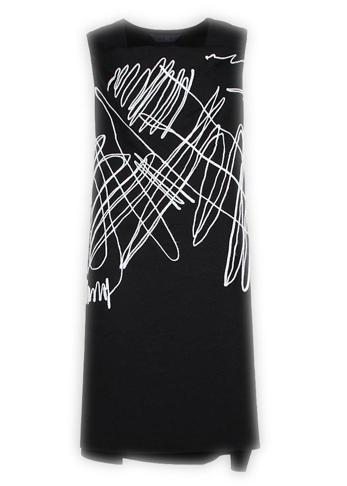 Dress - Moyuru Classic Drawing Dress