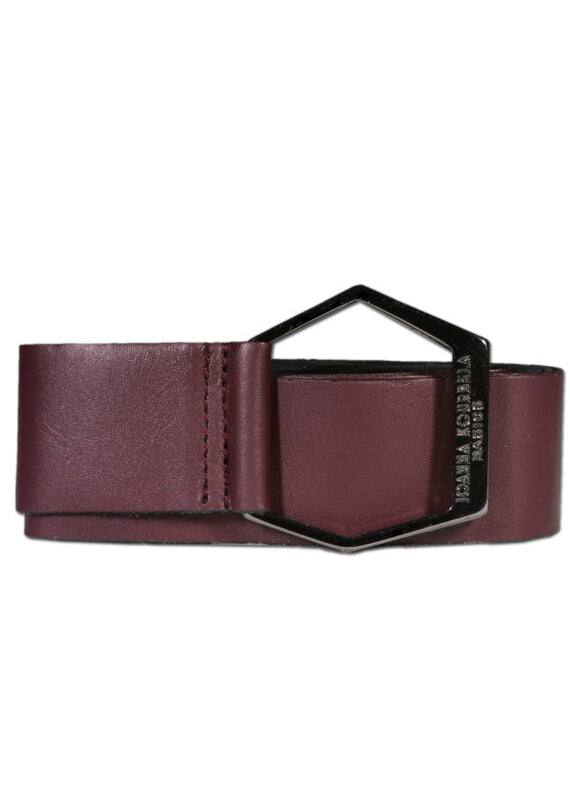 Chemistry Leather Belt