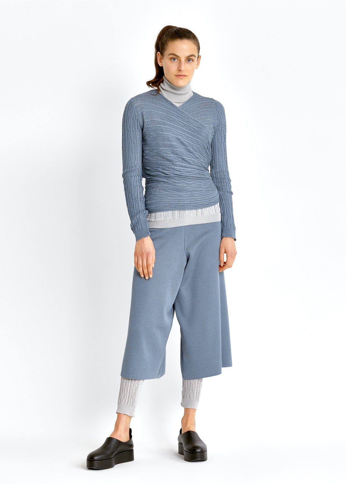 Pants - How Are You Cashmere Blend Pants