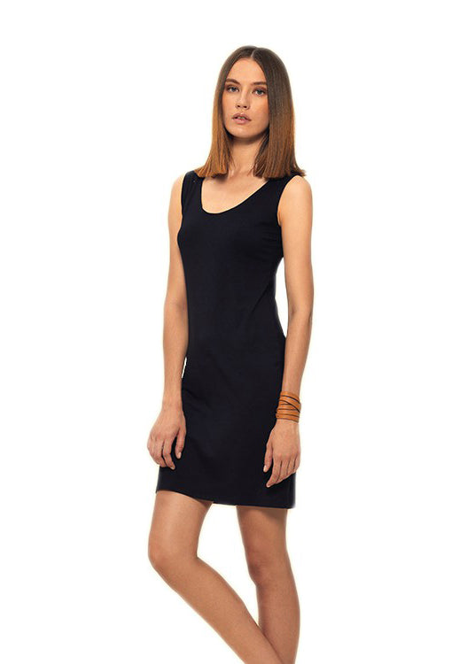 Ioanna Kourbela Layering Vital Mini Dress
