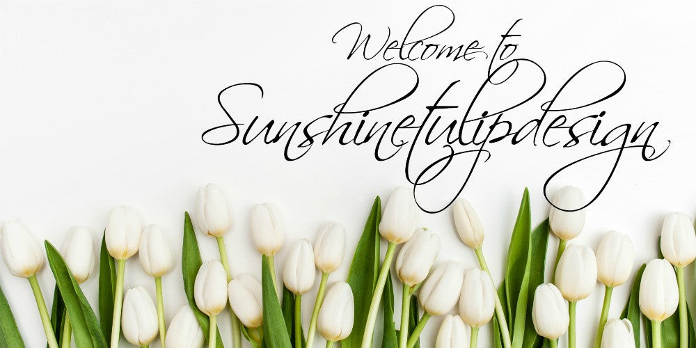 Welcome to Sunshinetulipdesign