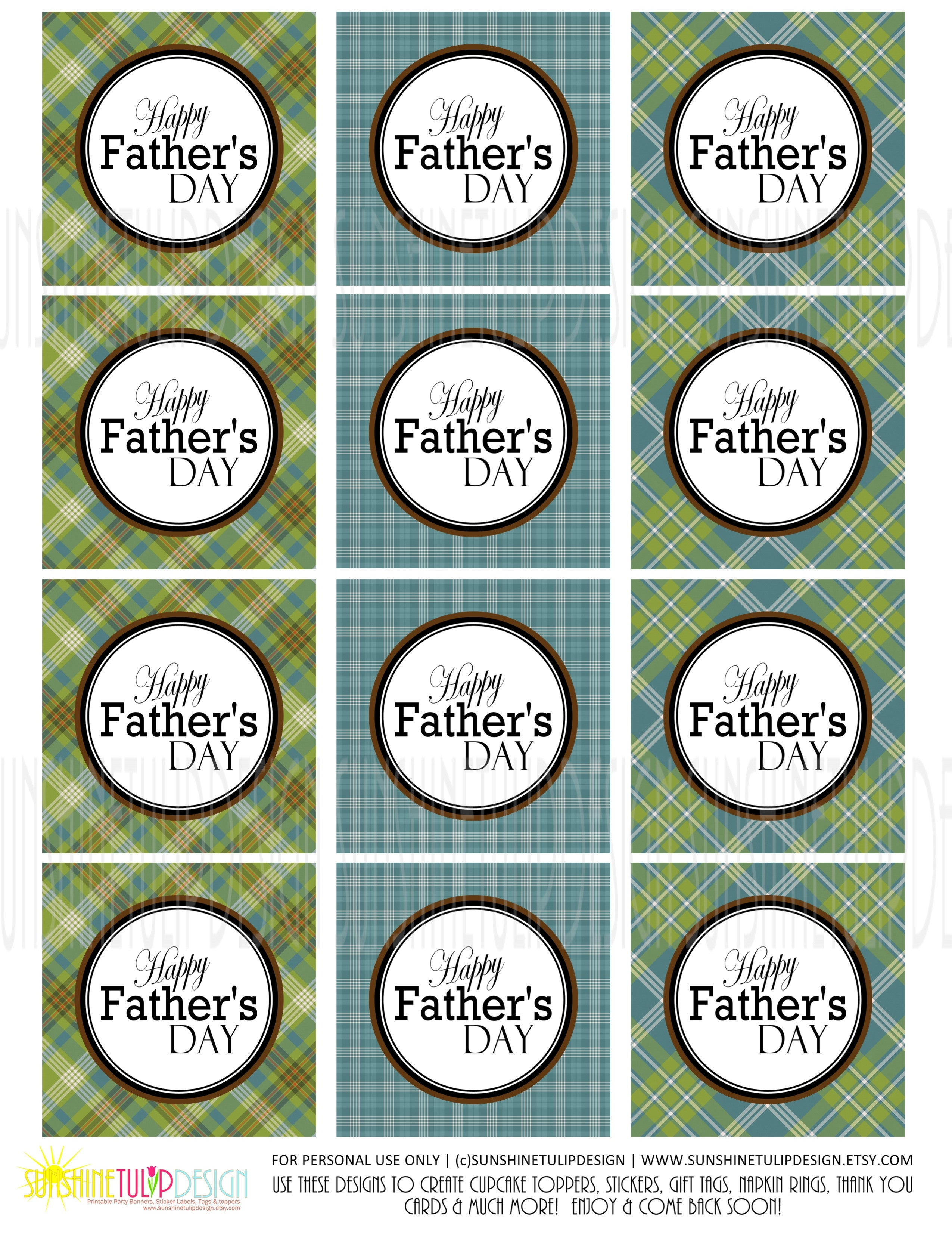 Happy Father day stickers father/'s day labels father/'s day